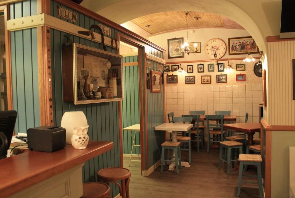 Top Pizzeria - Vintage - Arredamento per pub, realizzazione di locali  EA74