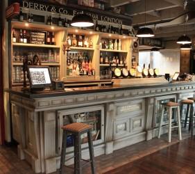 Urban archivi arredamento per pub realizzazione di for Arredamento bar vintage