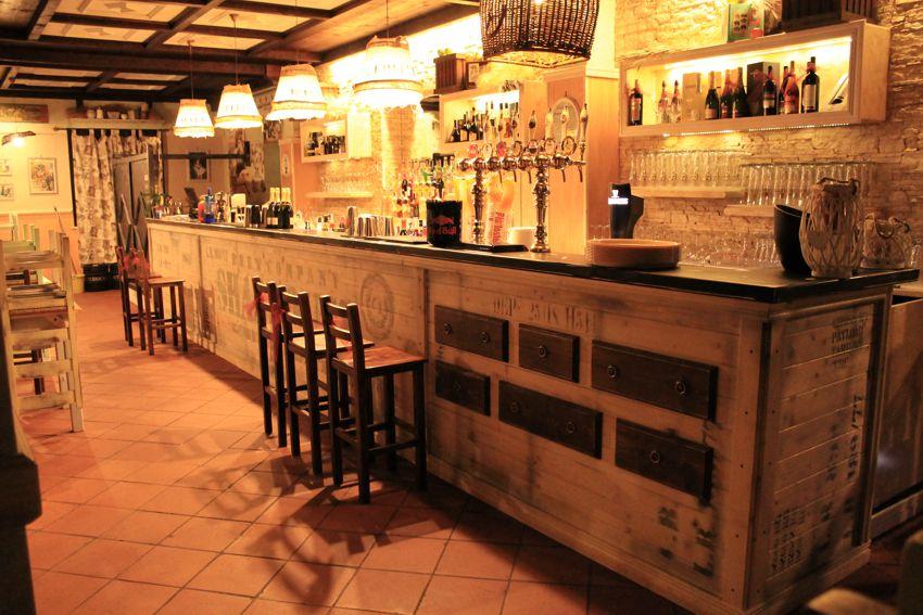 Arredamento bar milano arredamento bar e caff chiavi in for Arredamento pub usato
