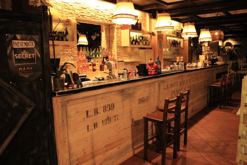 Banconi bar pub pizzeria in stile shabby a cagliari kijiji