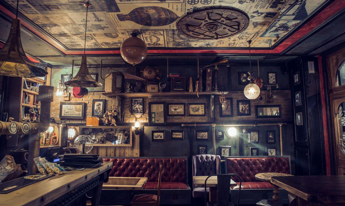 steampunk archivi arredamento per pub realizzazione di