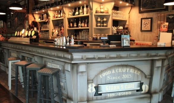 Steampunk arredamento per pub realizzazione di locali for Arredi bar usati