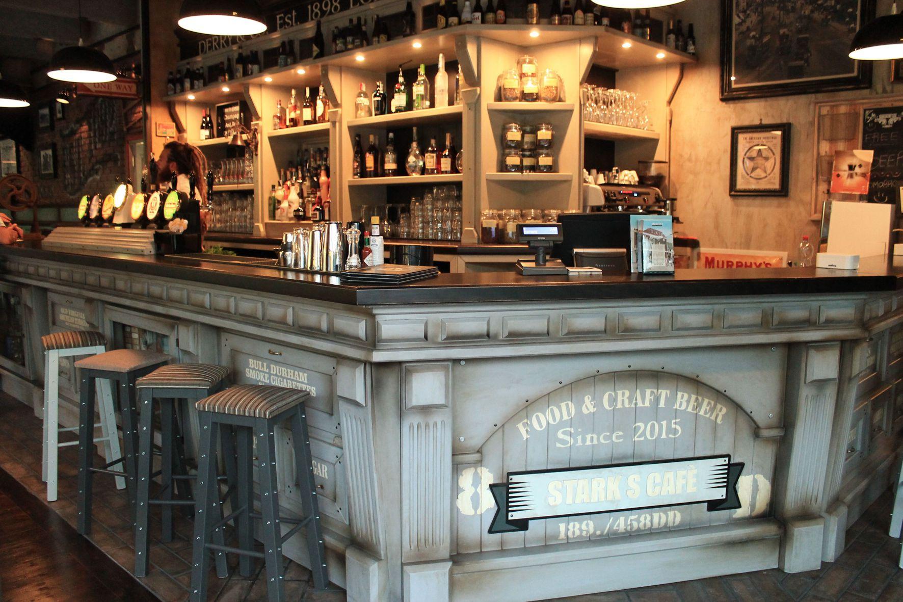 Urban arredamento per pub realizzazione di locali in stile for Arredamento urban