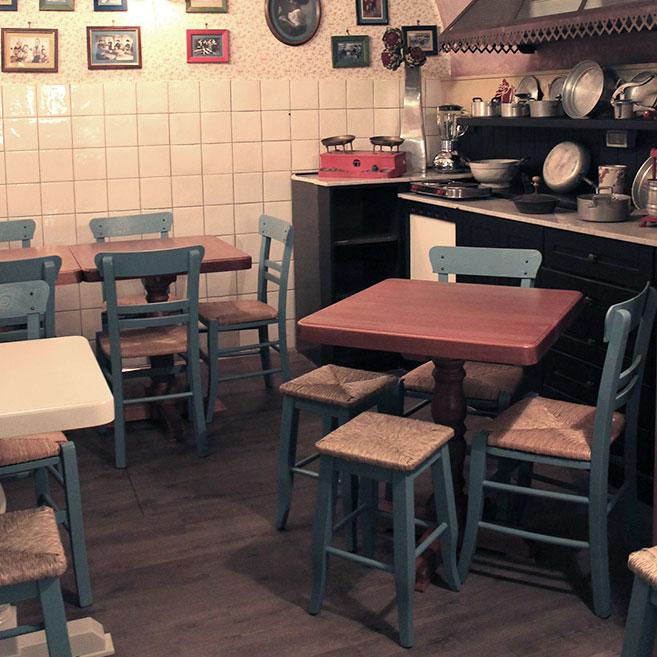 Pizzeria / Vintage Style