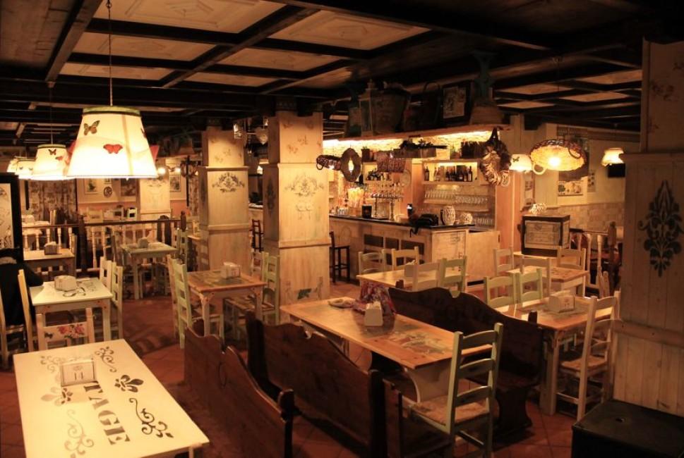 Shabby Chic - Arredamento per pub, realizzazione di locali in stile