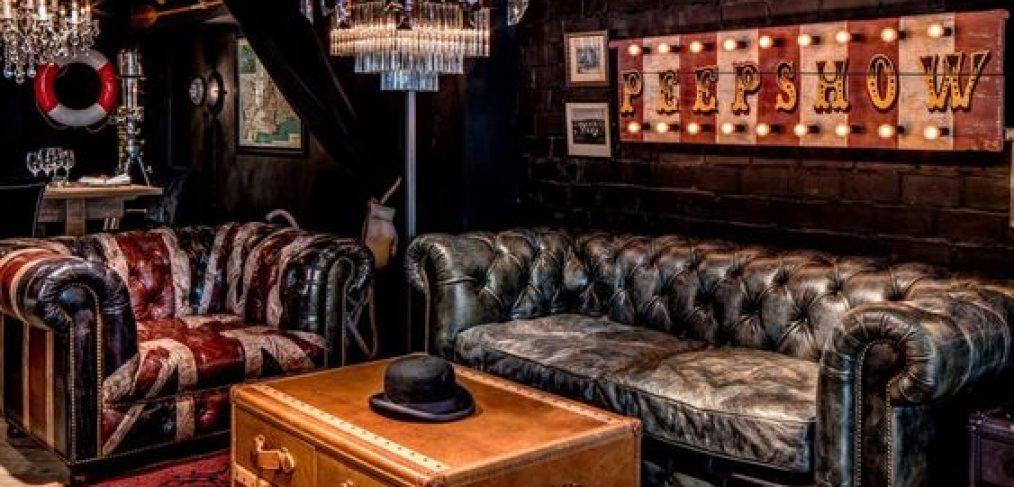 Nuove tendenze per il 2019 industrial chic e vintage for Arredamento pub inglese